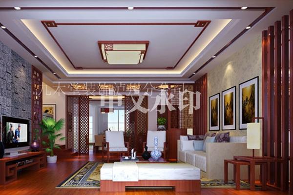 泸州中式住宅装修