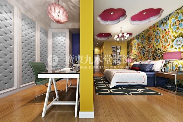 现代简约住宅装饰风格